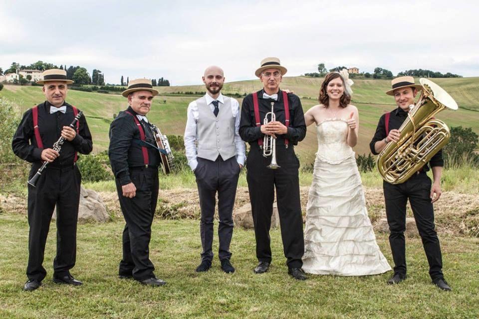 Fire Dixie Jazz Band