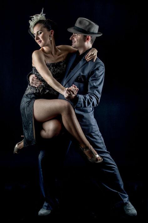 Tango - Seducción