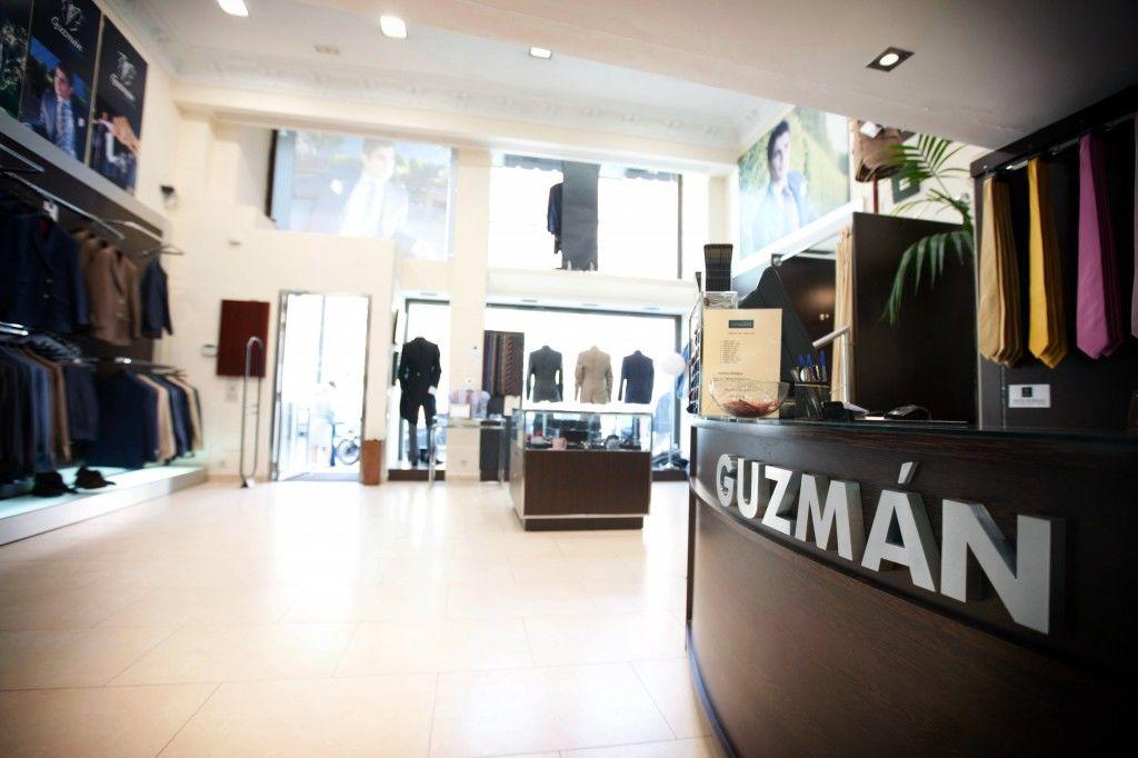 Tiendas en Madrid Trajes Guzmán