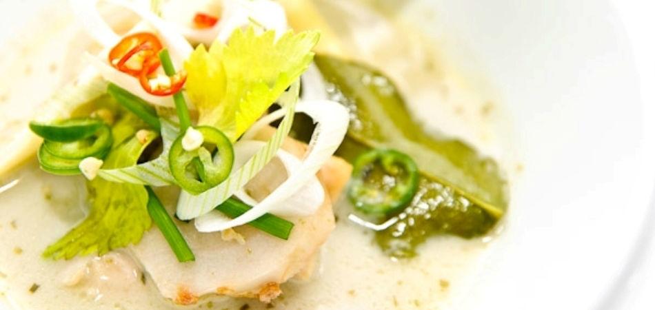Beispiel: Ideenreiche Kochkunst, Foto: Rauschenberger Eventcatering.