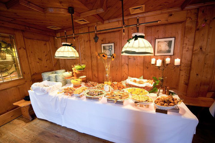 Beispiel: Leckere Speisen, Foto: Heuriger Wieninger.