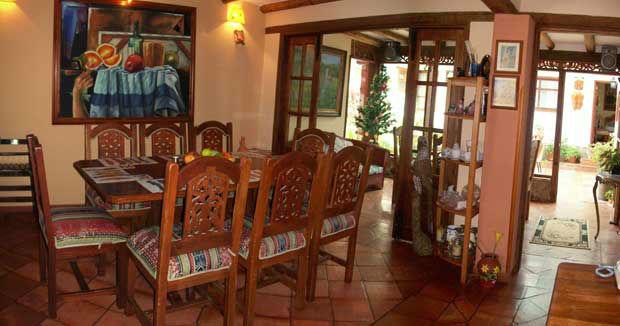 Casa Hotel Villa Cristina