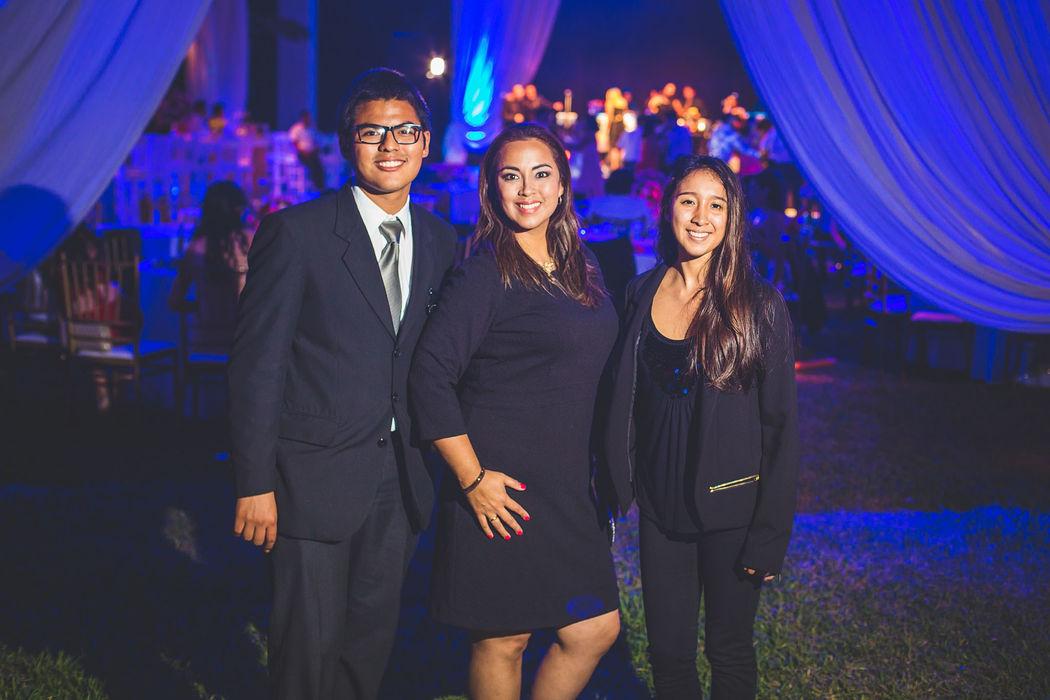 Wedding Team - Bodas de Acuarela