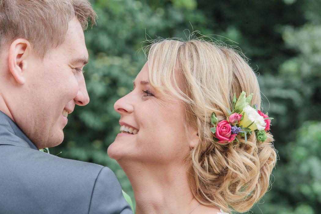Spring wedding in Heilbronn