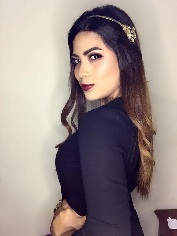 Anna Ferrari Makeup