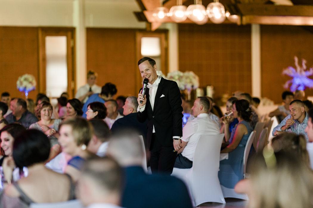 Klim Terehov - Hochzeitsmoderation