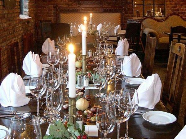 Beispiel: Hochzeitstafel, Foto: Antik-Hof Bissee.