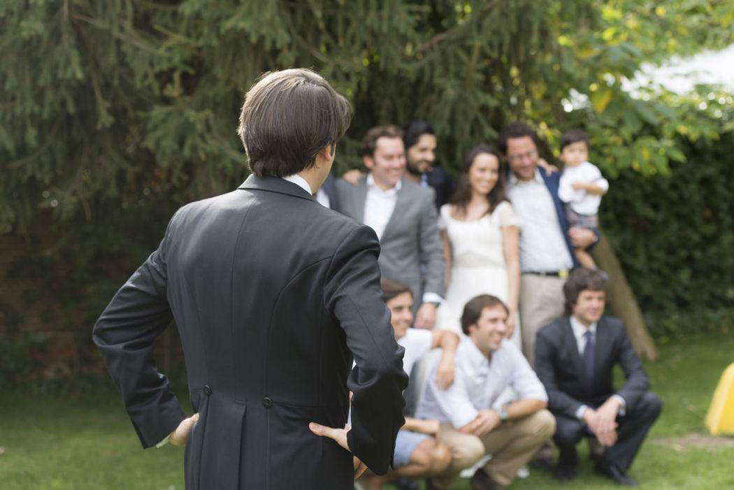Post boda de Iñigo y Laura