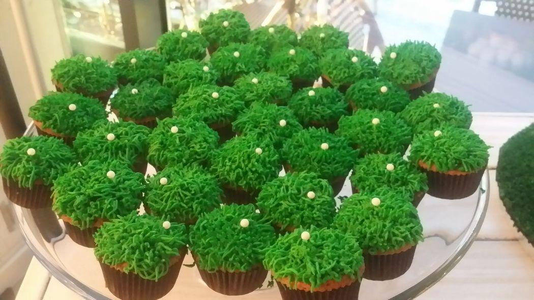 minicupcakes golf