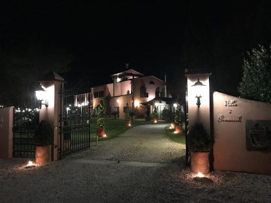 Villa i Girasoli