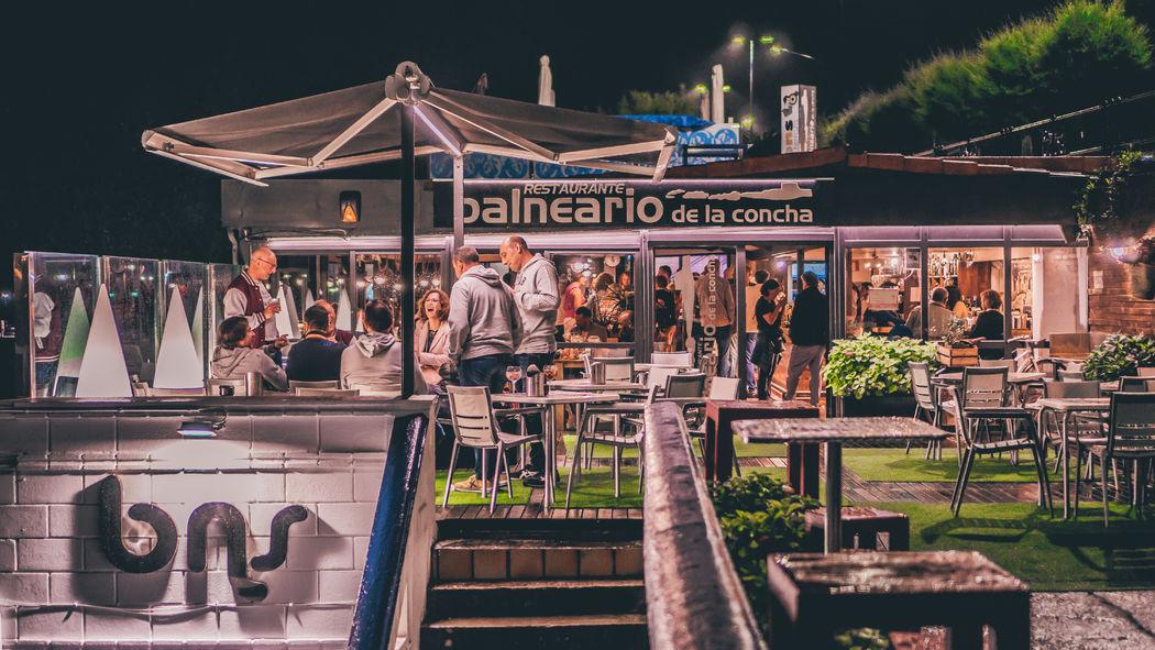 Balneario de la Concha