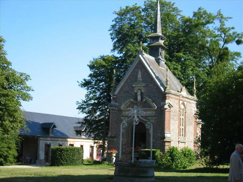 Chateau de la Chapelle