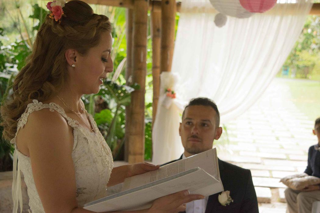 Oficiante - Ceremonias De Matrimonio