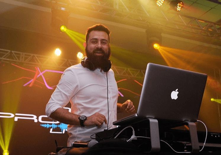 DJ Claudio Fonseca