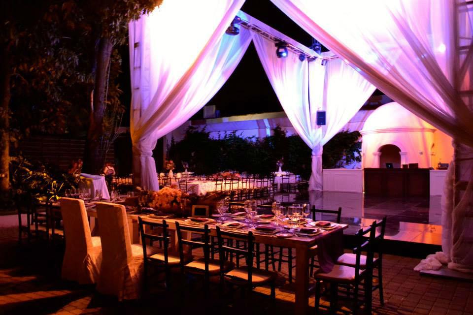 La Casa del Mantel Eventos en Jalisco