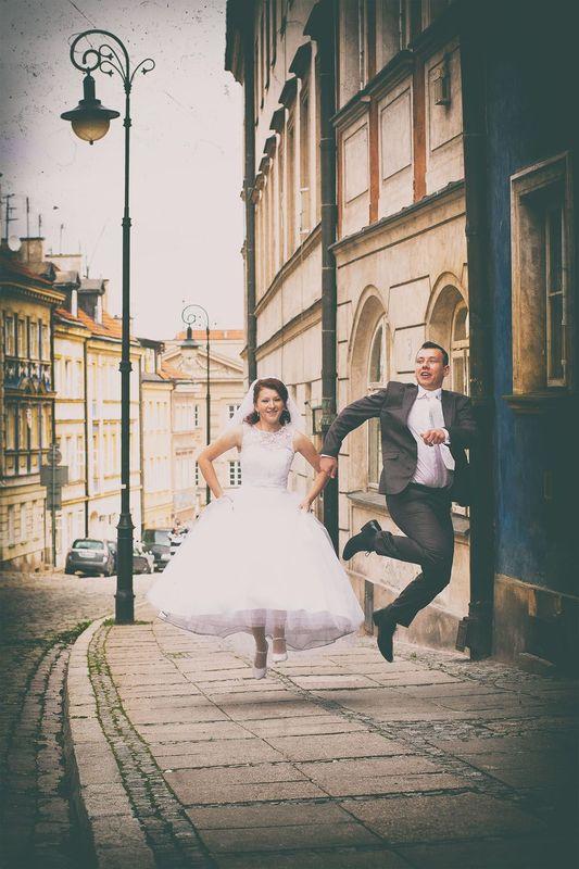 Katarzyna i Adam - wskoczyć razem w życie