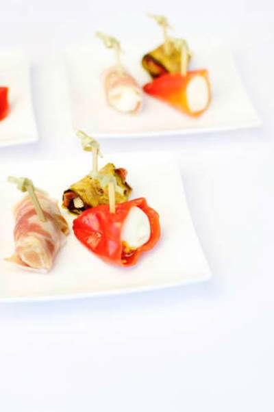 Beispiel: Aperitife, Foto: Best Catering.com.