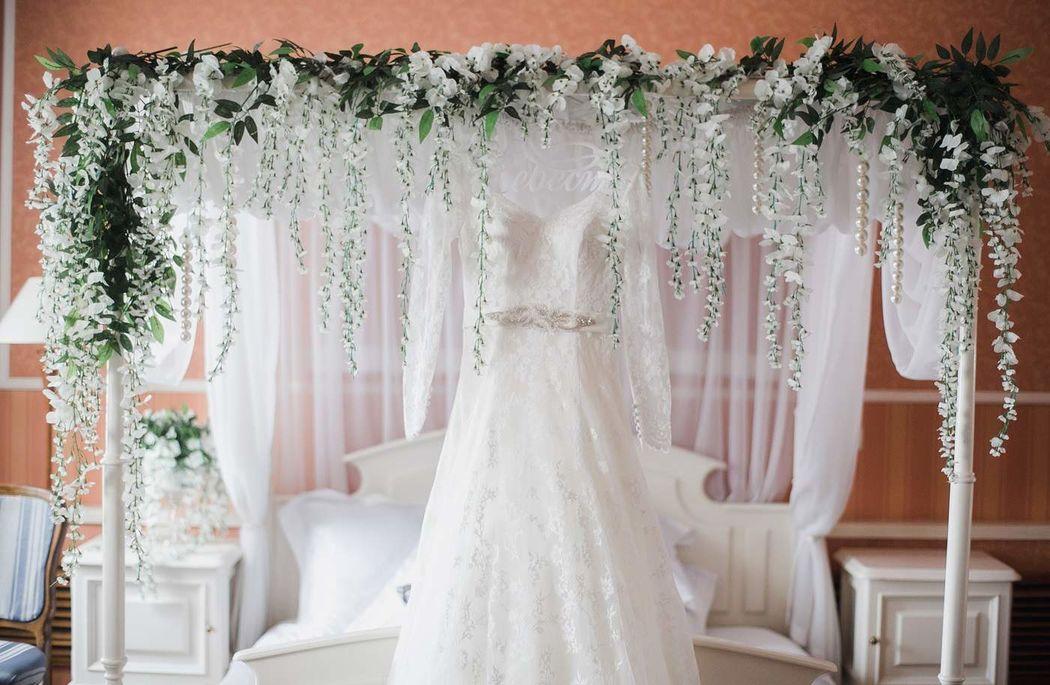 Свадебная флористика и декор MAKIstudio