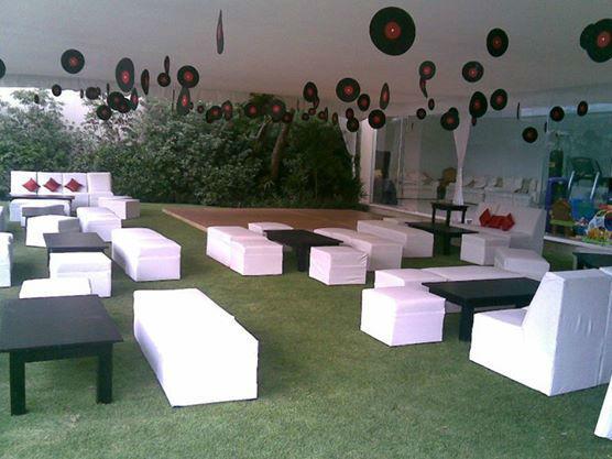 Global Lounge en el Distrito Federal
