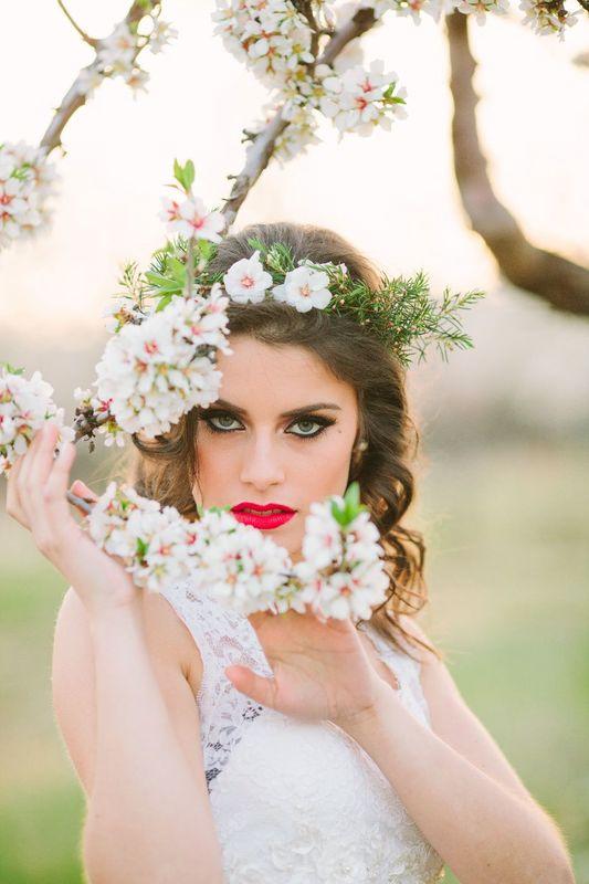 crowded bride