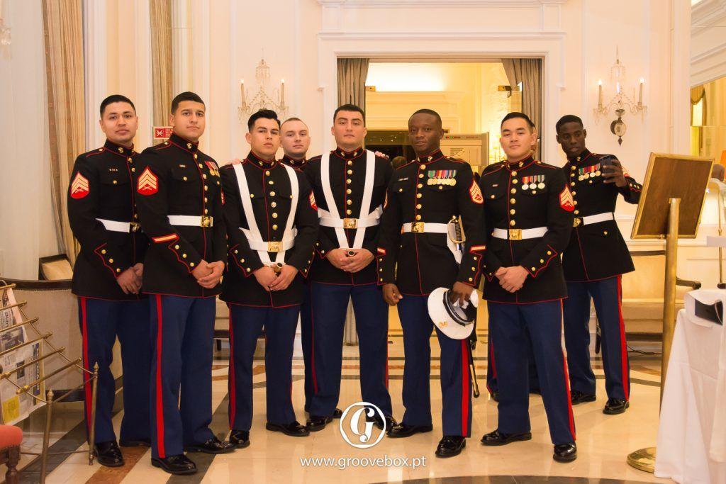 Festa Embaixada USA