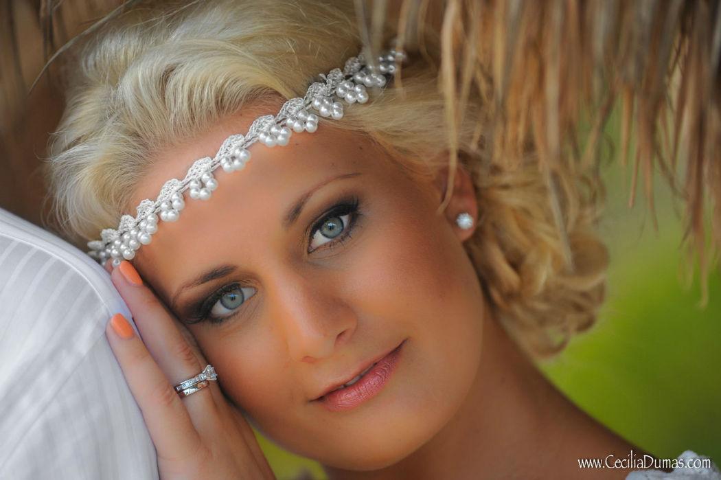 maquillaje con aerografo/ airbrush makeup