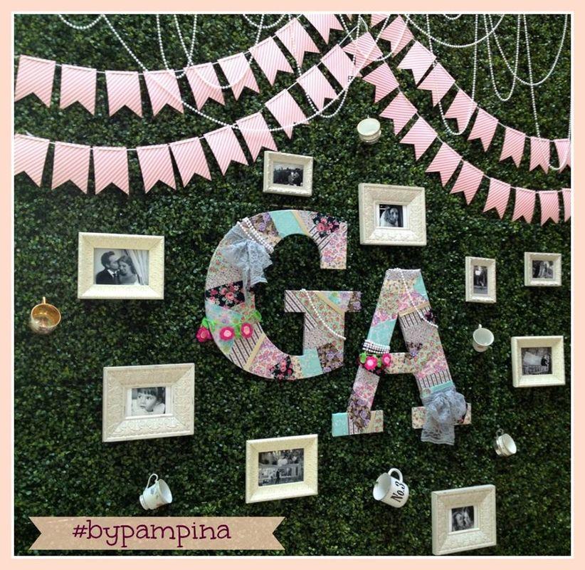 Letreros y fotos para sorprender a tus invitados