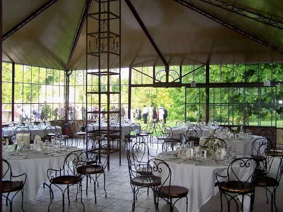 L'Orangeraie - Salle de Réception