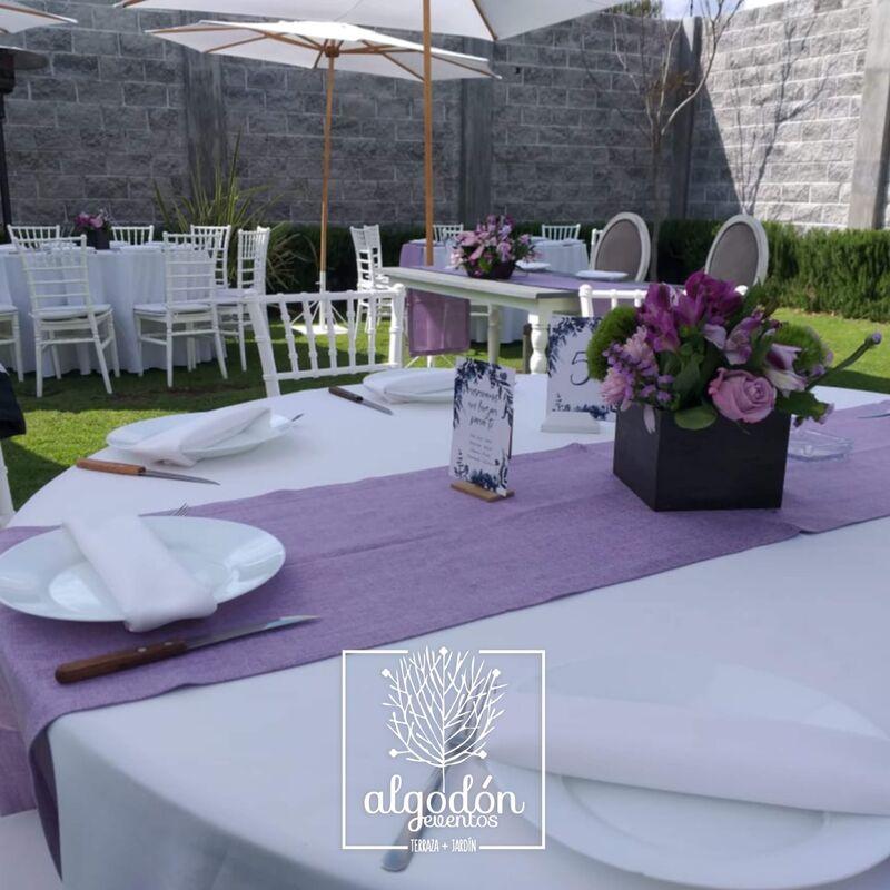 Jardín Algodón