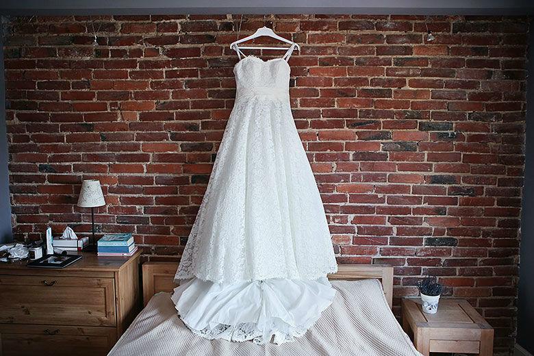 Suknia ślubna już czeka!
