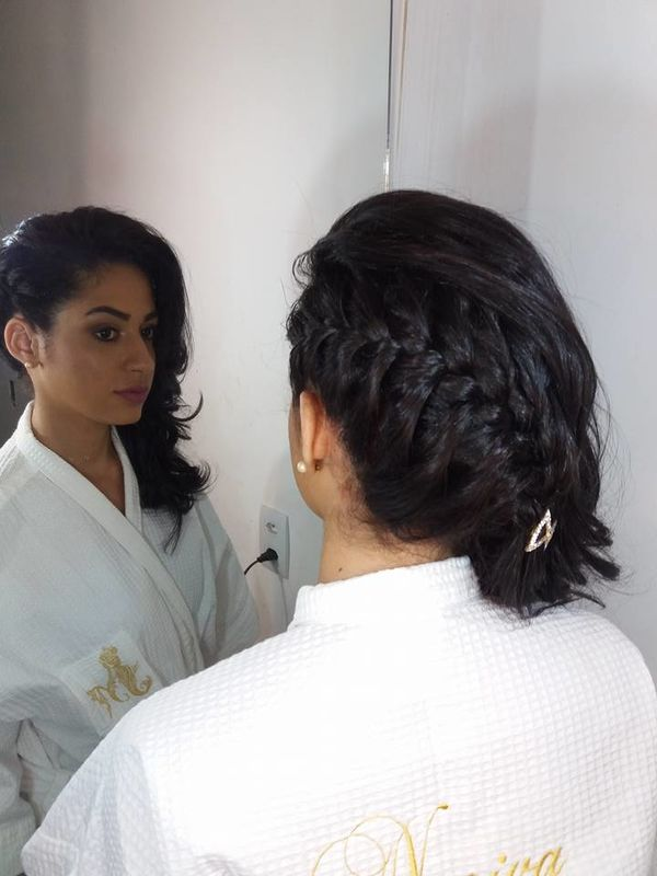 Naty Almeida Make Up