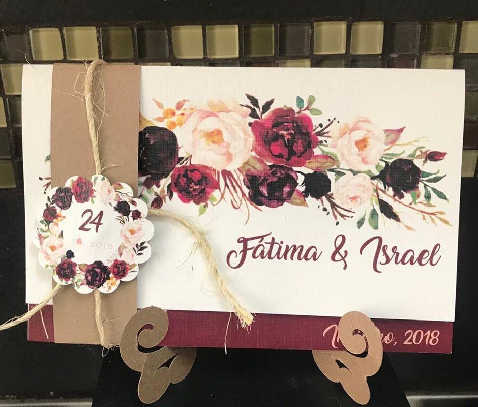 Invitaciones Hermosillo