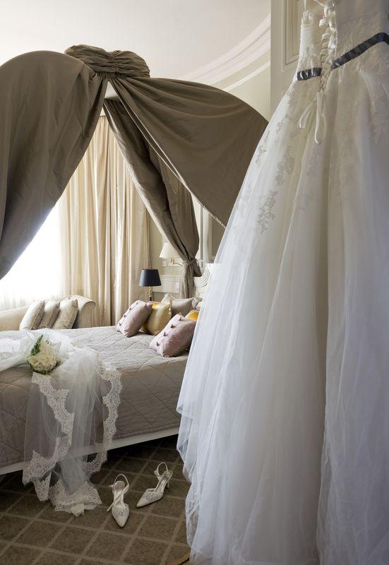 Diamonds Royal Events  - Suite Mariage - Tiara Château Hôtel Mont Royal