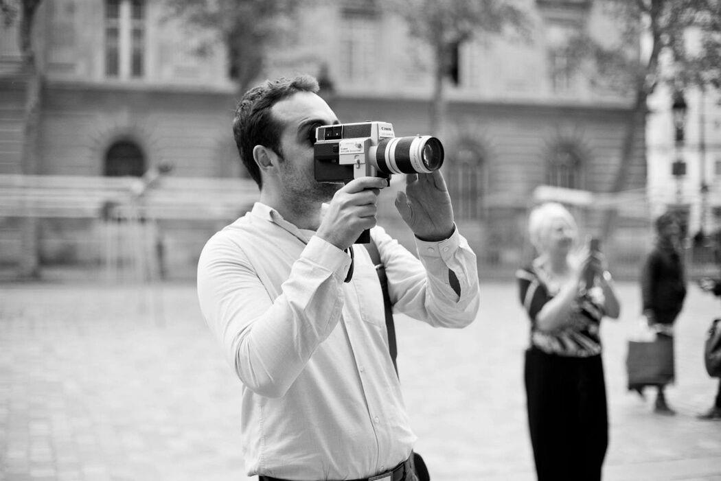 Guillaume - Vidéaste professionnel - Paris