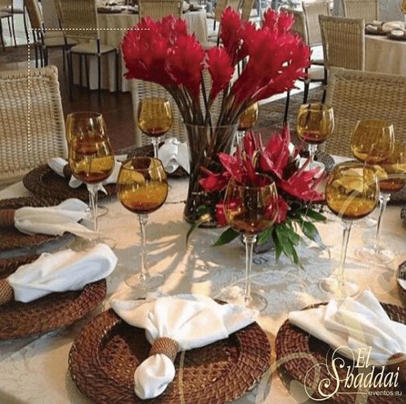 El Shaddai Eventos