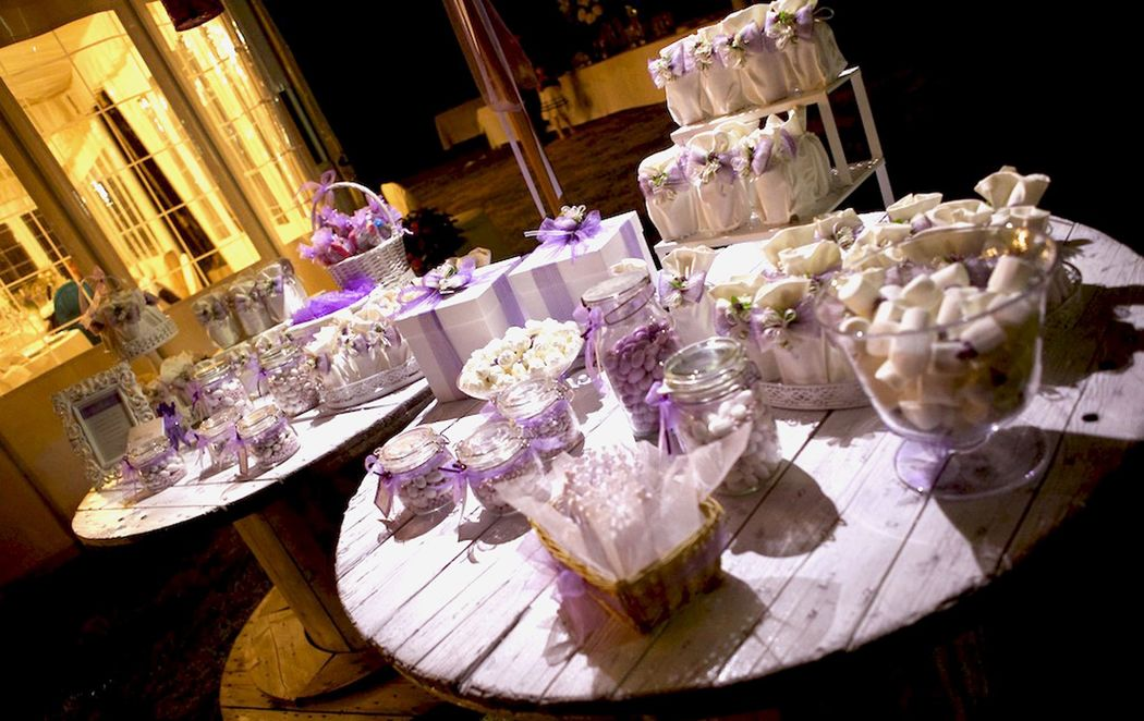 Sweet table, dal sogno alla realtà.