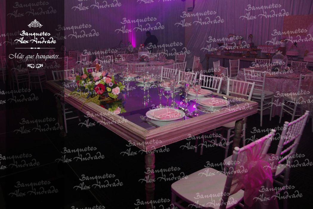 Banquetes Alex Andrade