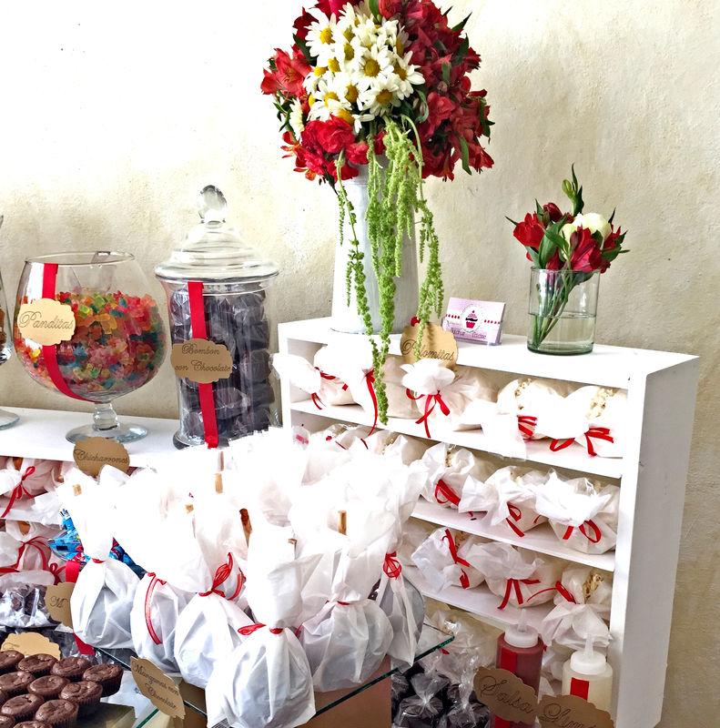 Dulcinea Celebra - Mesa de Dulces
