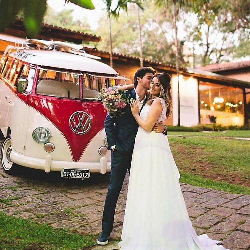 Noiva em Fuga - Transporte de Noivos