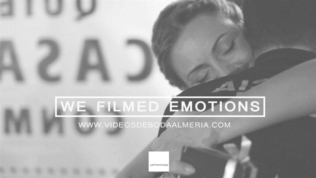 we filmed emotion