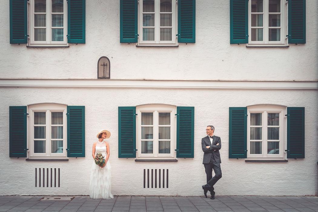 Heiraten in München Schwabing