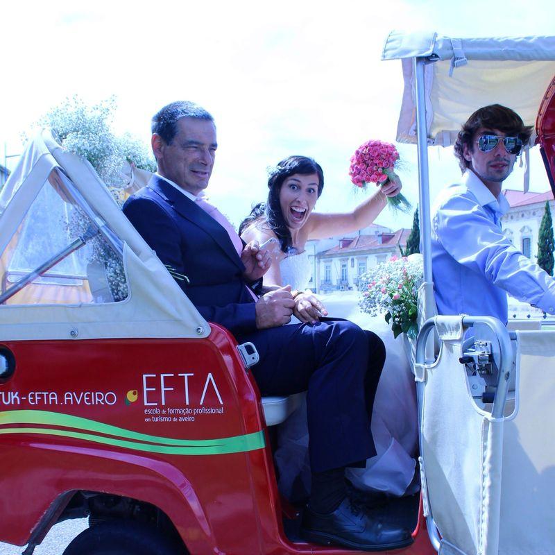 Tuk Tuk's da Ria -EFTA