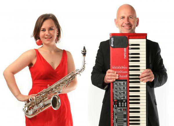 Beispiel: Duo-Besetzung, Foto: Voice and Music.