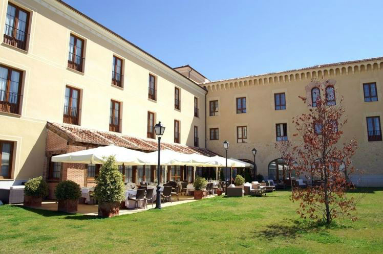 Hotel Cándido.