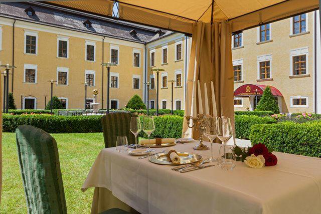 Romantik Hotel Schloss Mondsee