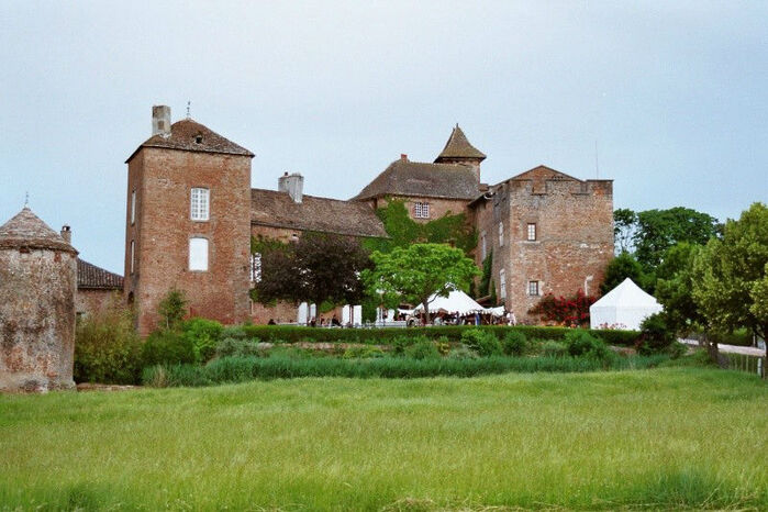 Château de Salornay