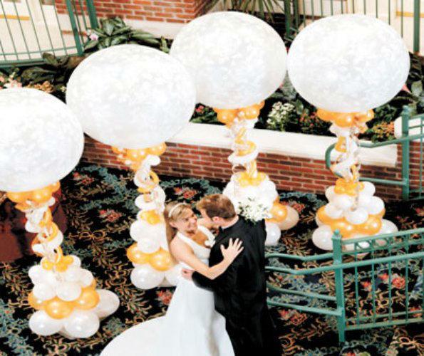 Beispiel: Für ein romantisches Ambiente, Foto: Erlebnis Dekoration.