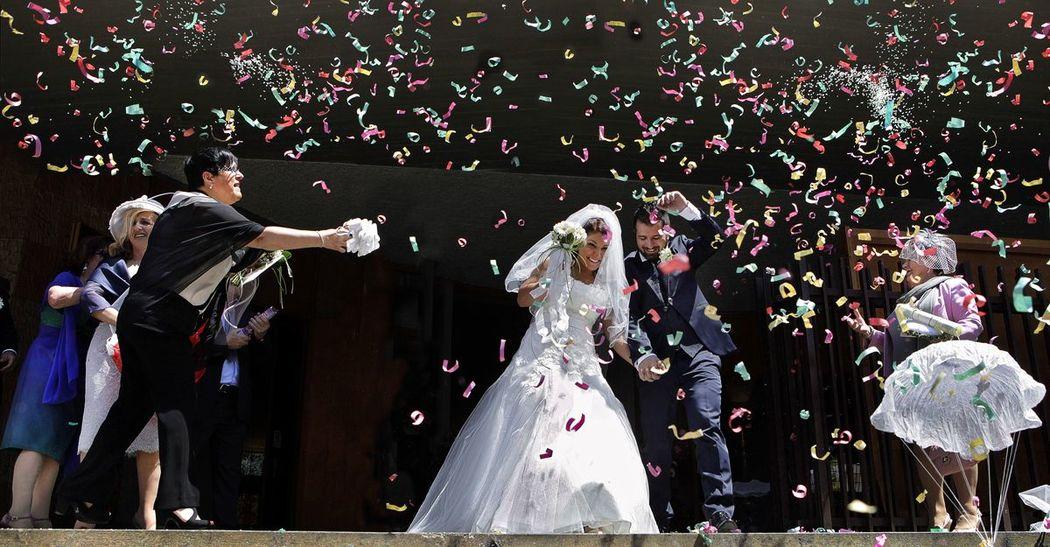 Milano. Matrimonio in San Giuseppe