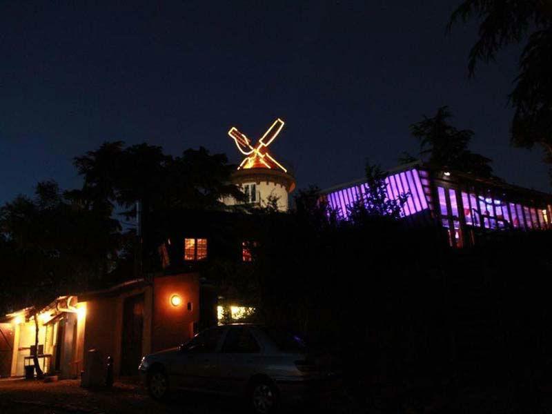 Le moulin d'Orgemont