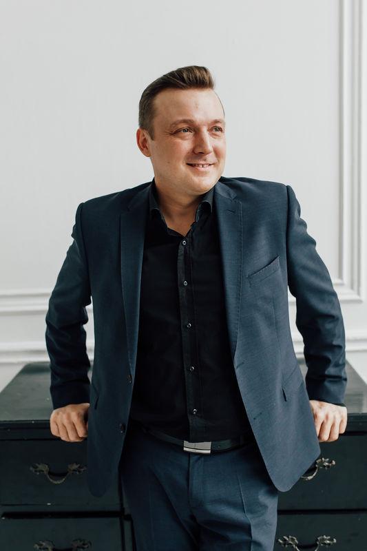 Свадебный ведущий Сергей Рябинин